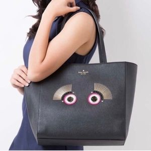 COPY - kate spade monster Lizzey warm and fuzzy